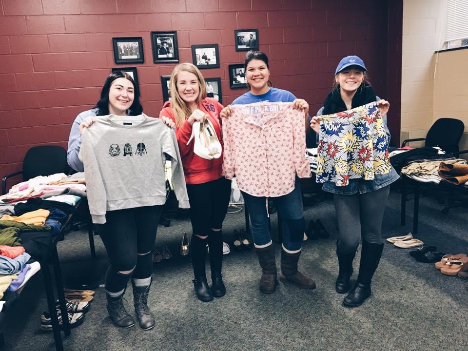 Kappa Phi - Student Involvement
