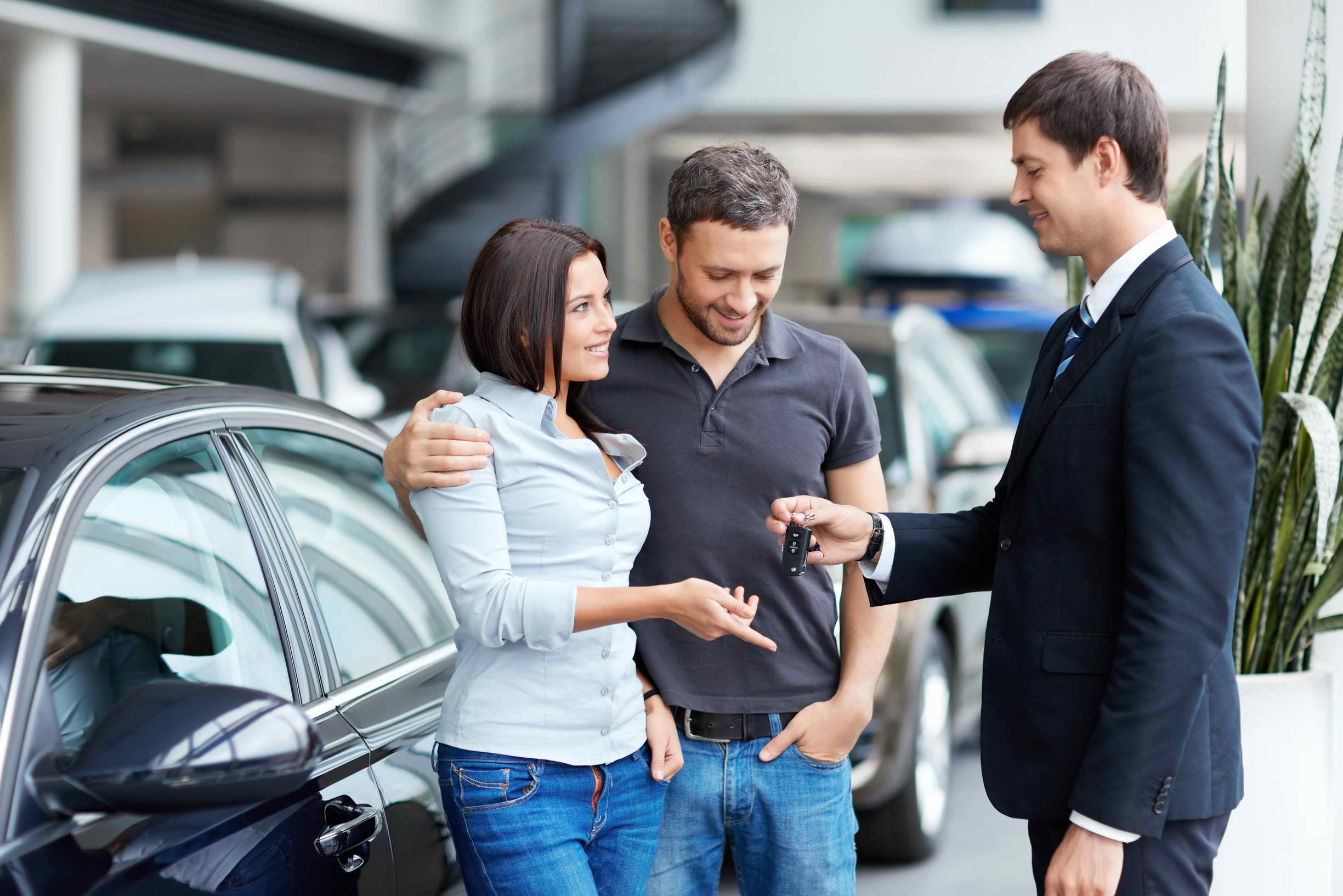 Private seller or car dealer?