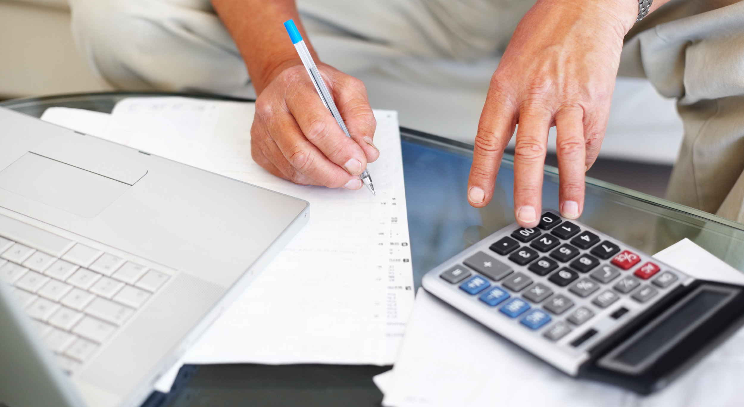 Calculating your monthly payment