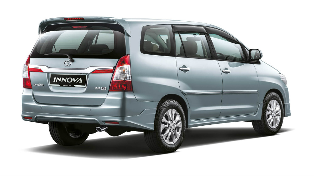 Service and maintenance schedule for toyota models toyota innova regular maintenance schedule malvernweather Images