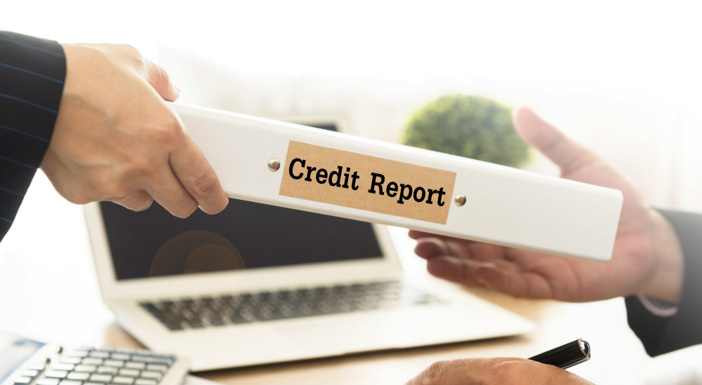 Getting a credit report