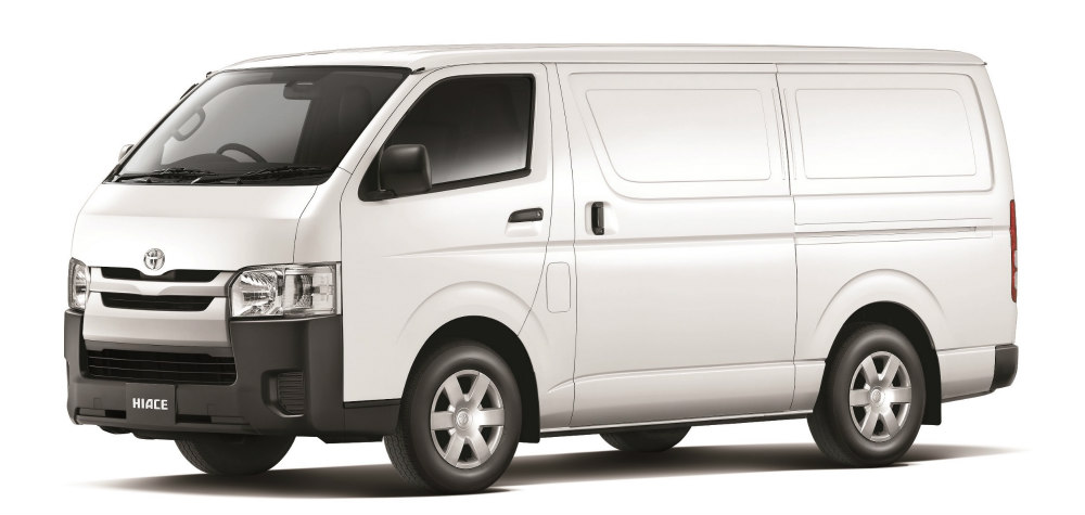 Service and maintenance schedule for toyota models toyota hiace malvernweather Choice Image