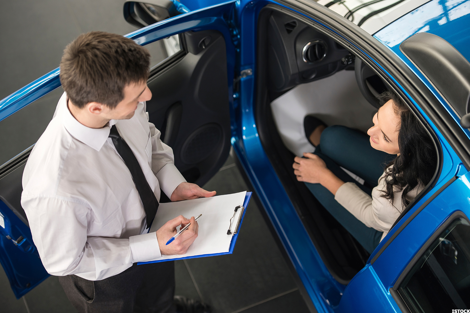 Leased Cars: Car Leasing Vs. Car Financing