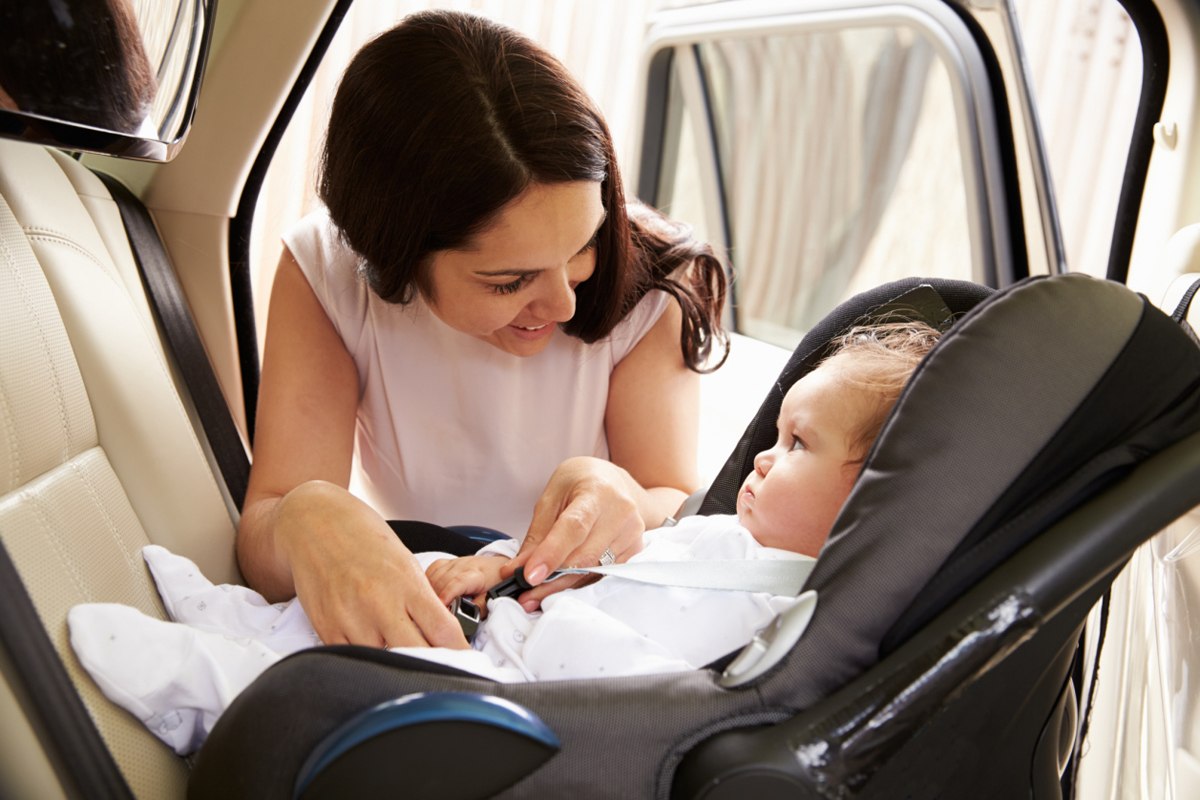 How to choose the best car seat for your child