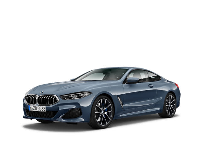 BMW 8 Series Coupé