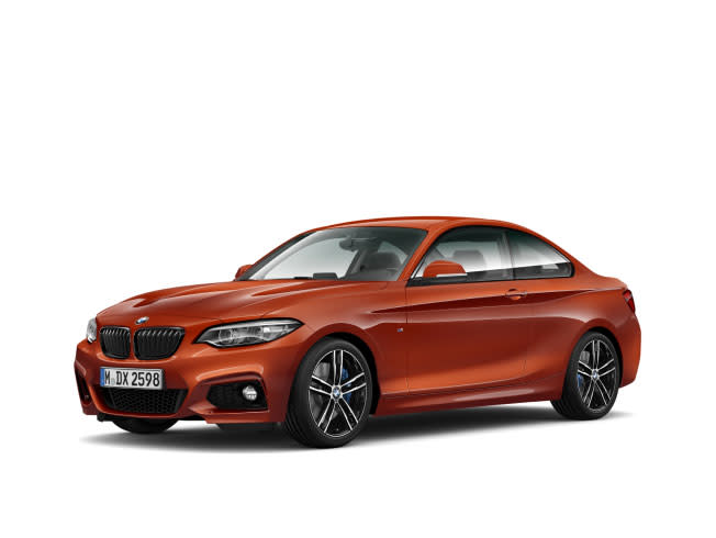 BMW 2 Series Coupé