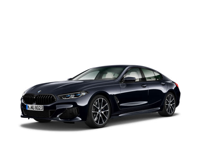 BMW 8 Series Gran Coupé