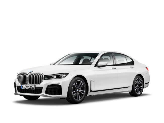 BMW 7 Series Saloon (LWB)