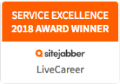 Site jabber winner award