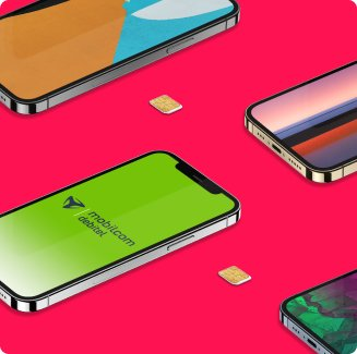 Add a SIM to your phone rental