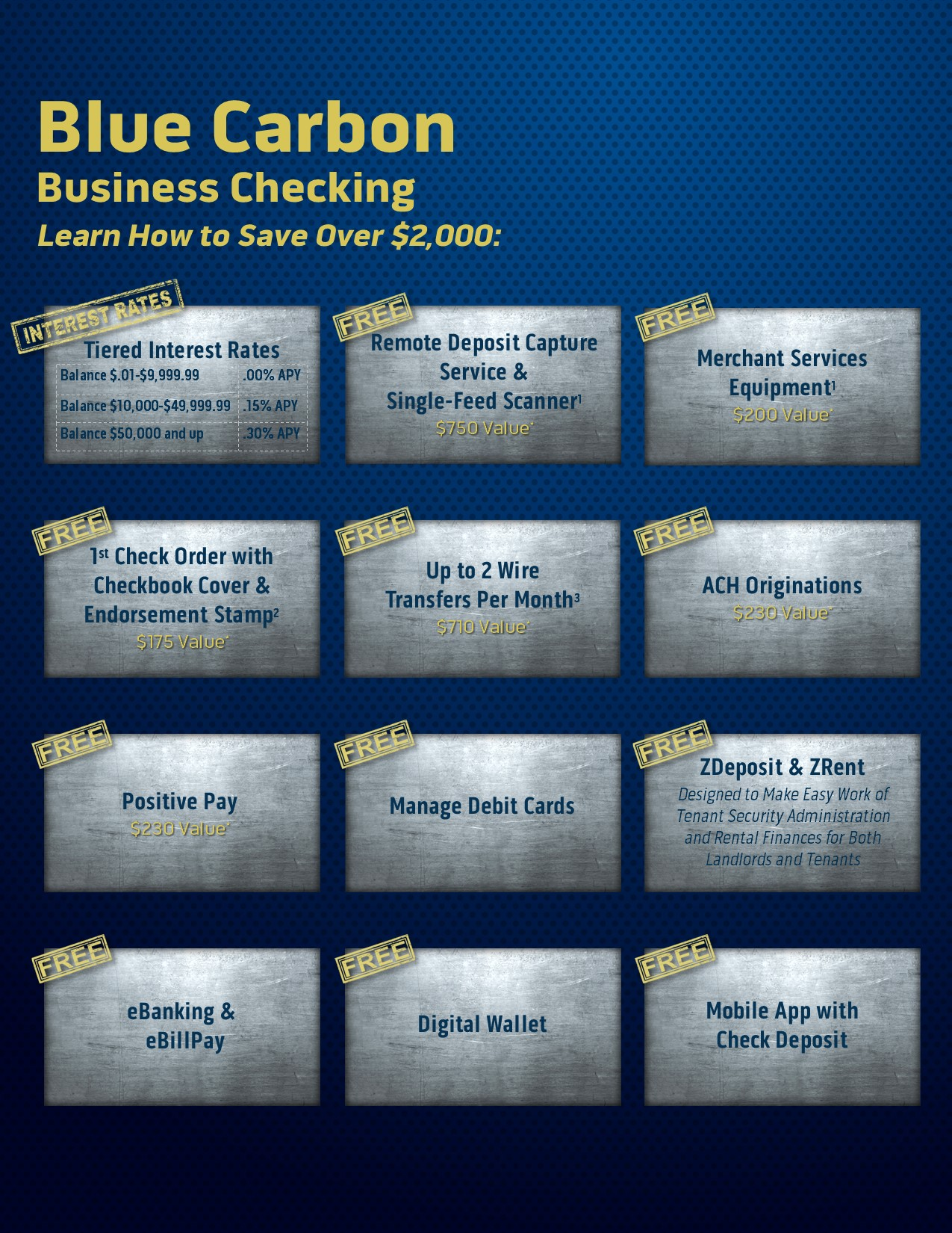 Blue Carbon Business Checking for Landing Page - 09.23.20