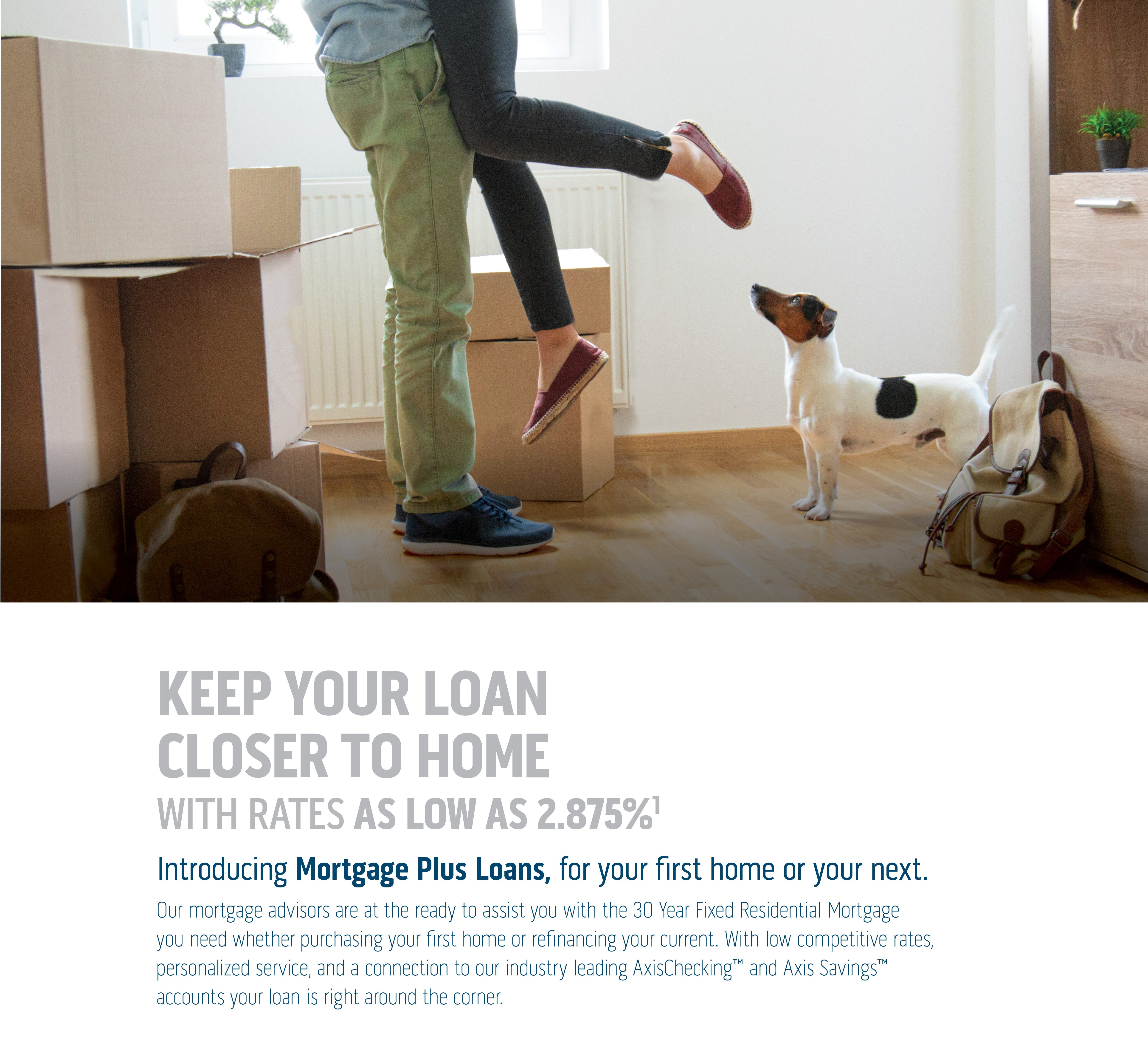 Mortgage Header Image