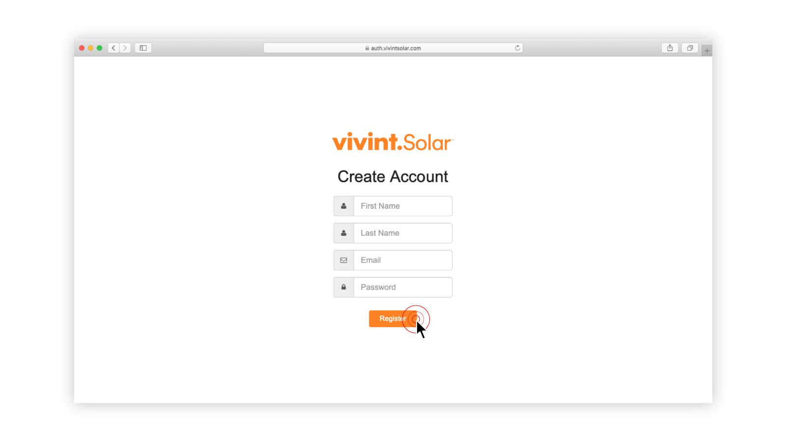 Learn About The Vivint Account Center Vivint Solar