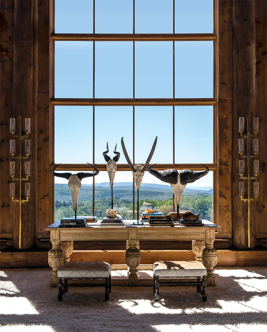 This Colorado Ranch Could Be Your Winter Wonderland