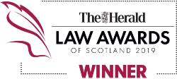 The Herald Law Awards of Scotland 2019