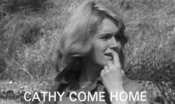 Ken Loach's film Cathy Come Home highlighted the extent of the housing crisis
