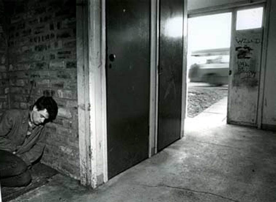 Rough sleeping in Scotland in the 1980s