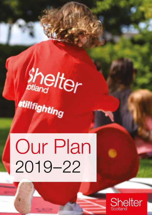 Front cover 2019-2022 Plan