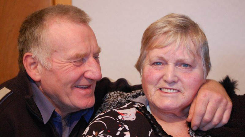 Peter and Margaret. Service user's story.
