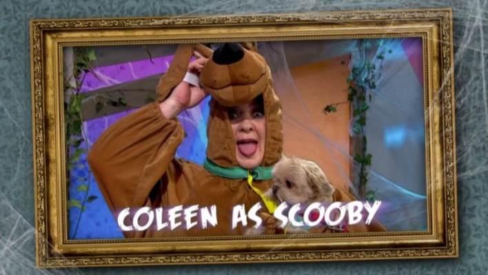Coleen Nolan Scooby Doo