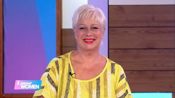 Where is Denise's Loose Women dress from?