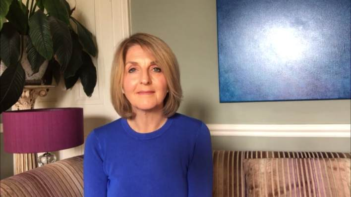 Where did Kaye Adams get her Loose Women outfit? 10th July 2020