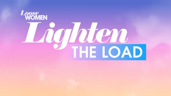 Loose Women's Lighten The Load campaign encourages viewers to open up and get talking about mental health.