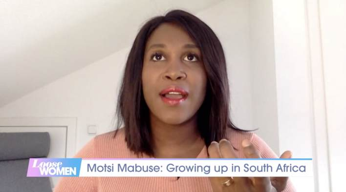 Motsi Mabuse speaks about her childhood in South Africa and the future of Strictly Come Dancing with the Loose Women