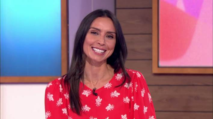 Where did Christine Lampard get her Loose Women dress? 9th July 2020