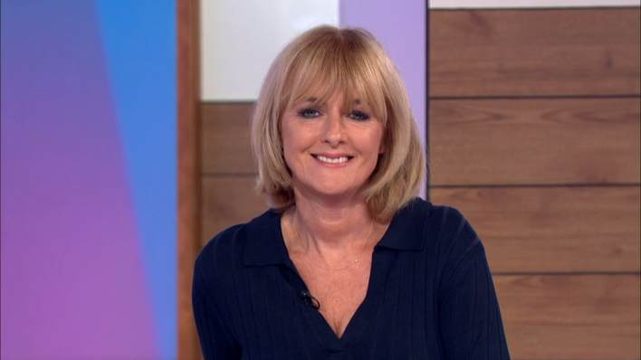 Where did Jane Moore get her Loose Women outfit? 10th July 2020