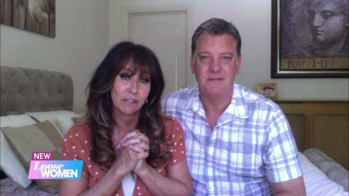 Linda Lusardi and Sam Kane's Coronavirus battle left them 'inseparable'