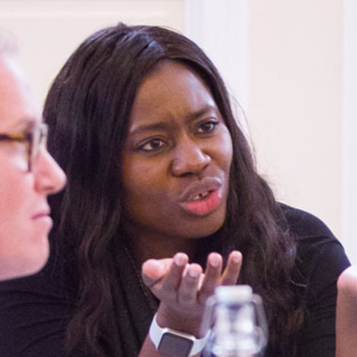 Miatta Fahnbulleh, chief executive of the New Economics Foundation (NEF), is a member of Shelter's social housing commission, formed after the Grenfell Tower fire to lead the writing of report setting out how to build a better future for social housing.