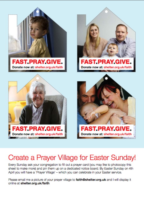 Easter prayer cards thumbnail