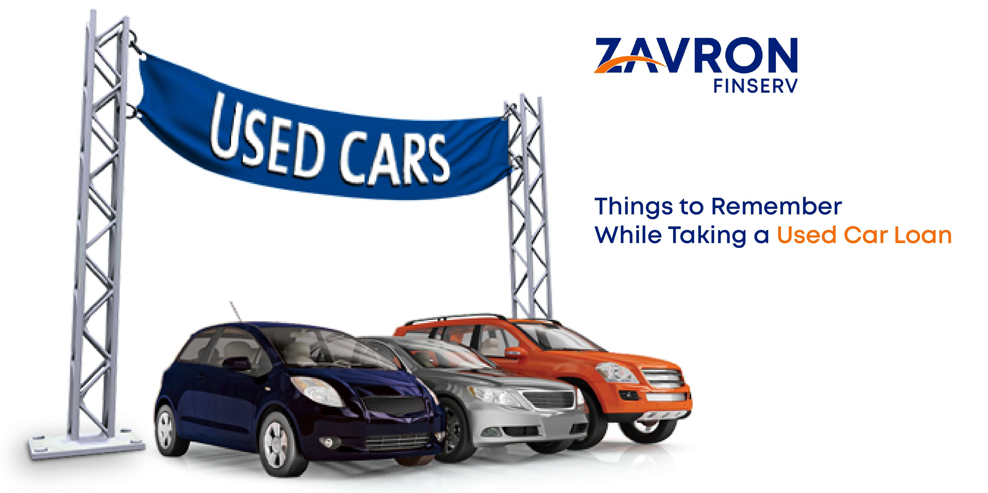 11 Things to Remember While Taking a Used Car Loan