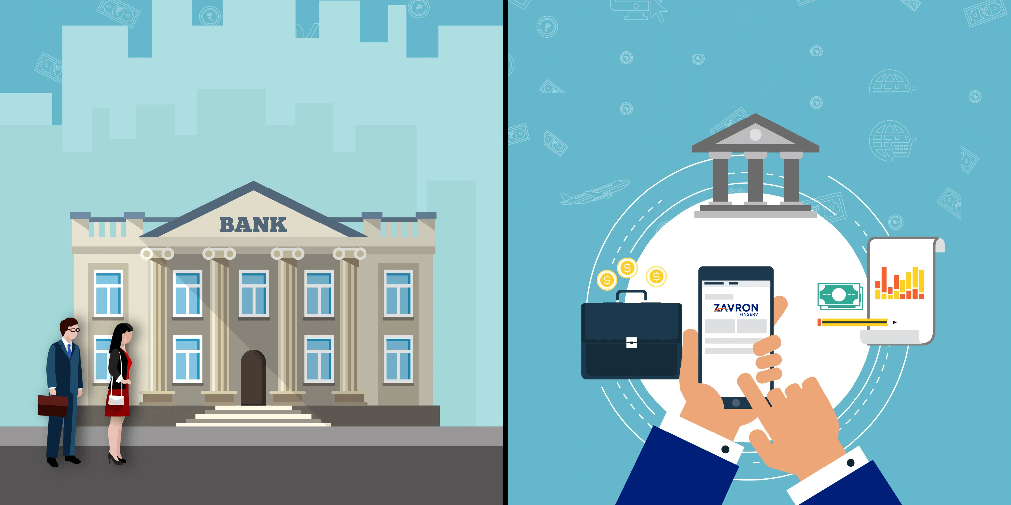 How Is Fintech Different from Banks?