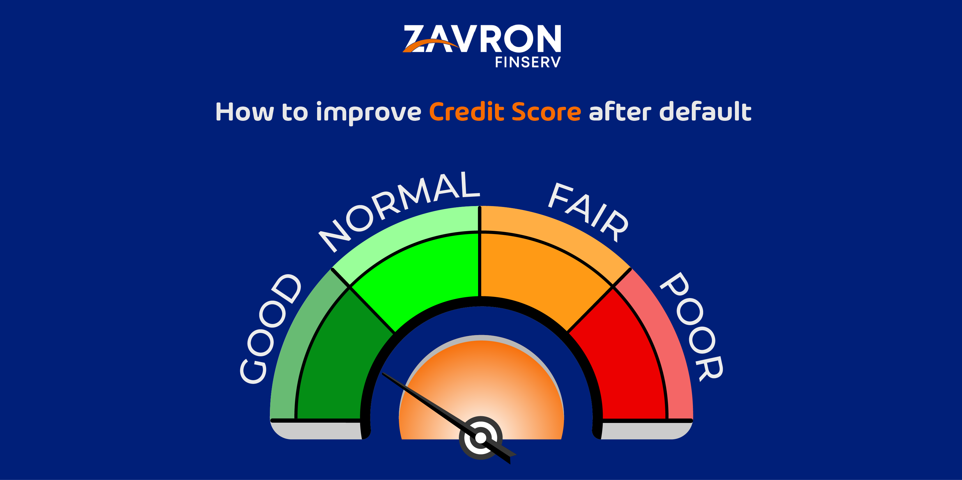 How to Improve Credit Score After Default?