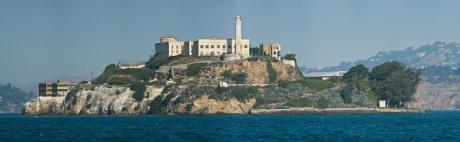 Alcatraz Island and Prison - National Park