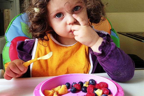 Ideas de comidas saludables para niños pequeños
