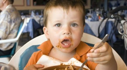Eating-out-with-toddlers
