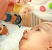 Posición boca abajo para los recién nacidos