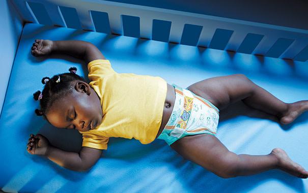 Cómo ayudar a tu bebé a pasar los terrores nocturnos