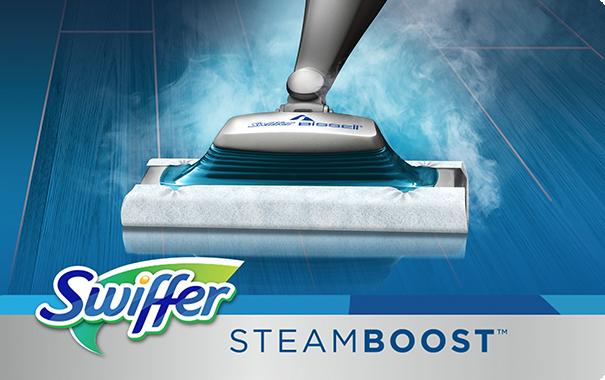 Swiffer SteamBoost