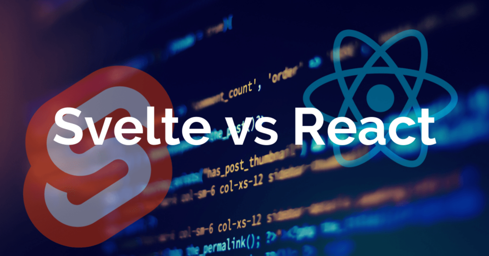 React vs Svelte