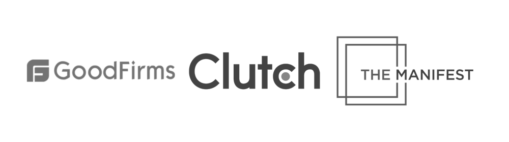 GoodFirms, The Manifest, and Clutch