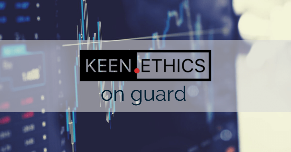 KeenEthics Team on Guard: Your Data is Safe in Ukraine