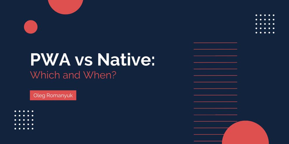 Title pwa vs native