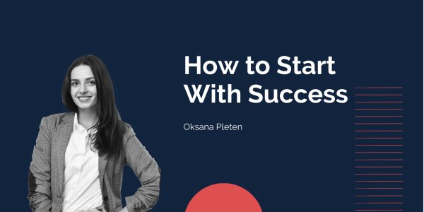 How to Start With Success or The Product Discovery Process