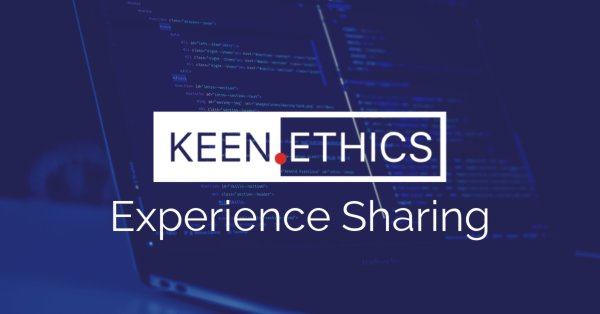 "KeenEthics Experience-Sharing: ""Find the Same"""