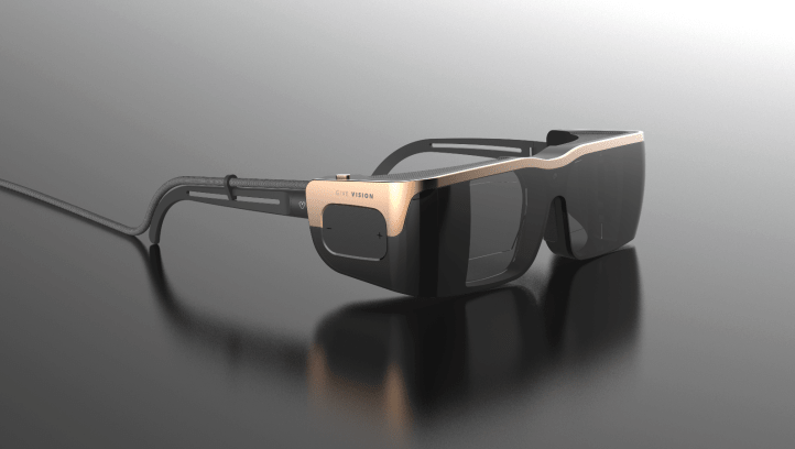 Source: VentureBeat https://venturebeat.com/2020/03/17/givevision-and-sony-promise-compact-glasses-for-visually-impaired-users/