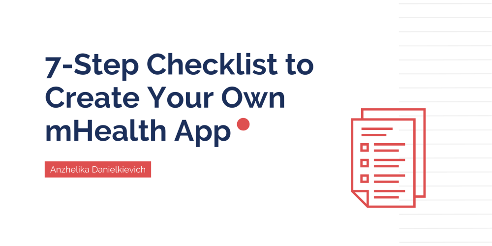 Building Your Own mHealth App